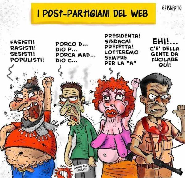 partigiani web